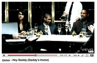 "Usher ""Daddys Home"" Music Video"